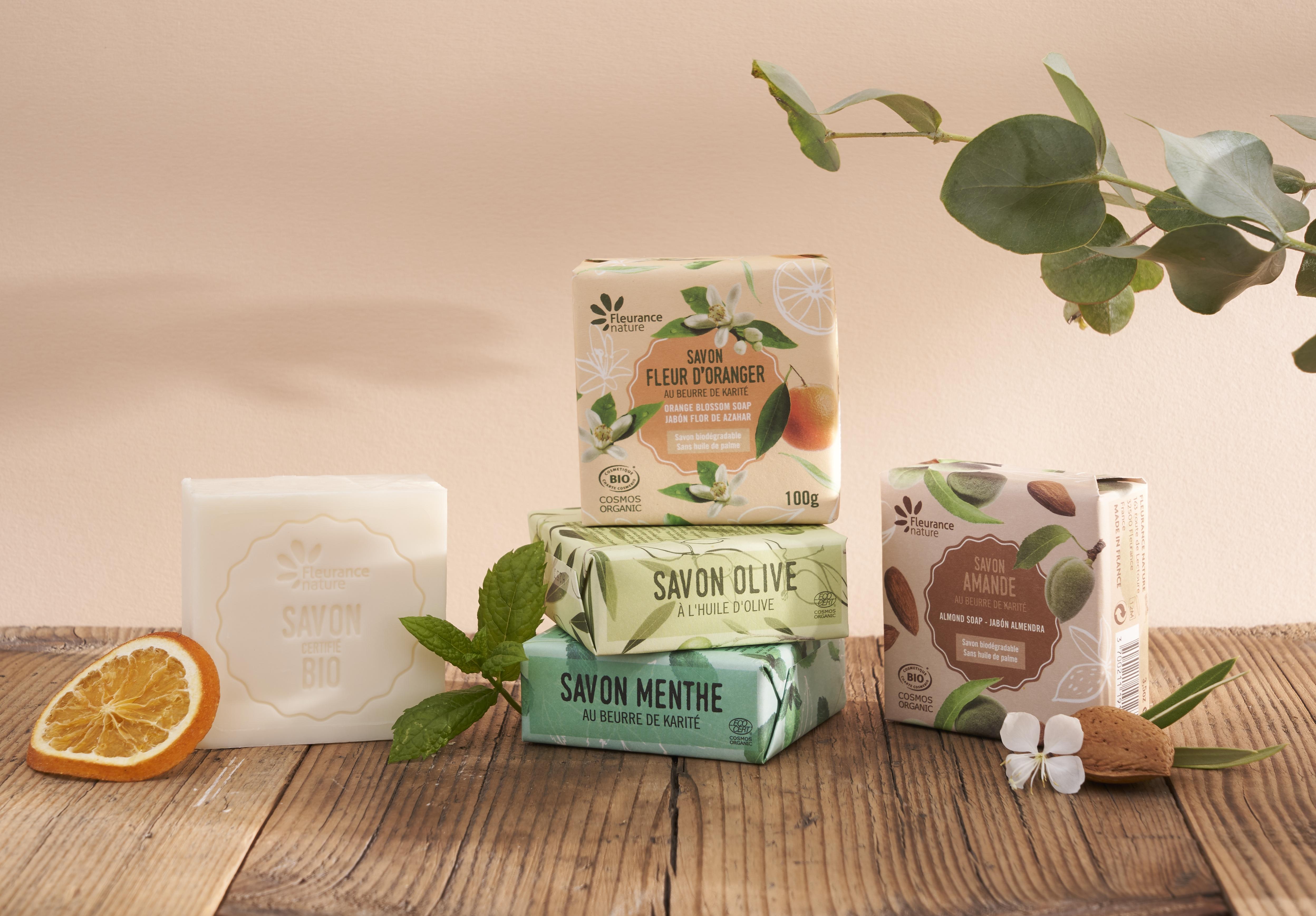 天然乳油木滋養皂系列