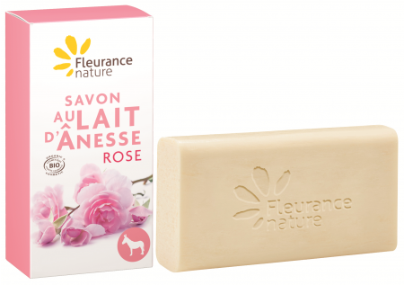 南法滋養驢奶皂-玫瑰