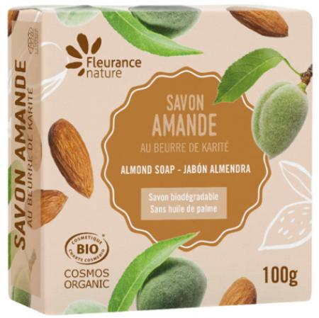 天然乳油木滋養皂-甜蜜杏仁